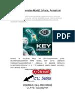Seriales y Licencias Nod32 2014