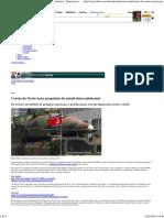 Coreia Do Norte Testa Propulsão de Míssil Intercontinental