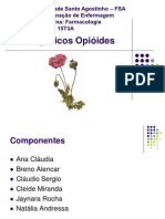 Opioídes- Seminario