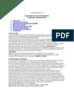 Codificador Decimal Binario Con 16F84