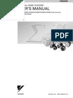 Sgdm User Manual