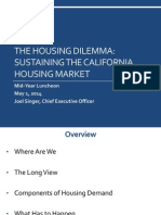 The Housing Dilemma