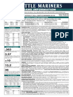 05.22.14 Game Notes