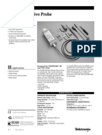 Buffered Passive Probe P6339A