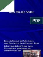 Urko Eta Jon Ander