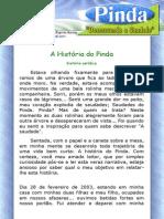 Edineia Alves - A História Do Pinda