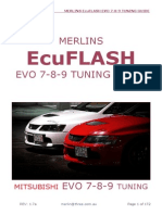 Merlins Ecuflash Evo 7-8-9 Tuning Guide-V1.7a