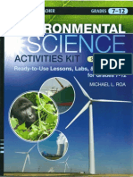 Environmental Science Activities Kit (2nd edition)