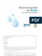 Planes Seguridad Agua Caldas