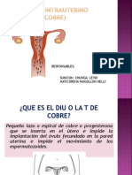 Dispositivo intrauterino (1)
