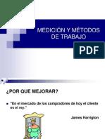 Metodos y Medicion Del Trabajo