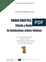 Calculo y Diseño de Instalaciones Solares Termicas