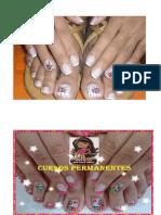 Manicure Mariposa