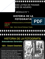 Historia de La Foto