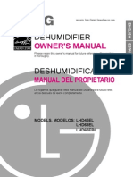 Dehumidifier Manual
