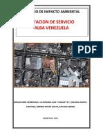 Estacin de Servicio ALBA Venezuela