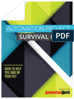 Automation Project Survival Guide
