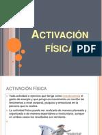 Activación Física y Prevención de Adicciones