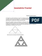 Teoria Fractal