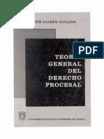 Teoria General Del Derecho Procesal - PDF