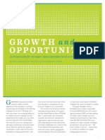 Growth and Opportunity
