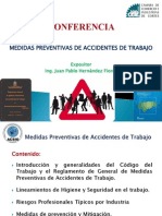 Medidas Preventivas de Accidentes de Trabajo 2012-04-19