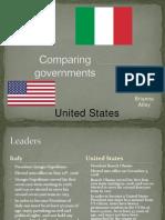 12th grade comparing governments