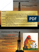 Introduction to Onshore Drilling