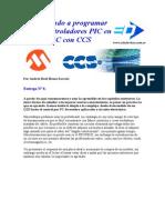Programando PICs CCS 08