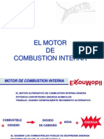 X - El Motor de Combustión Interna