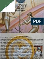 Protopărinții Adam Și Eva În Tradiția Iconografică