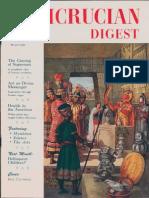 Rosicrucian Digest, April 1954