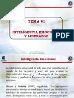 06. Tema VI 21092013 Inteligencia Emocional y Liderazgo