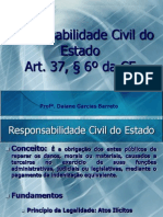 Aula 08 Responsabilidade Civil Do Estado