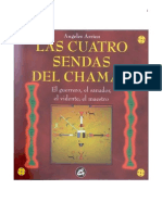 ANGELES ARRIEN - Las Cuatro Sendas Del Chaman