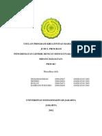 Pkm-kc Penghematan Listrik Dengan Menggunakan Sensor Pir