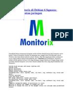 Install Monitorix Di Debian 6 Squeeze