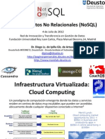 BD - Bases de Datos No Relacionales