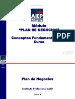 Clase 1 a 16 -Plan de Negocios