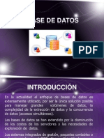 Base de Datos - Uteqclase1