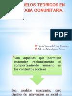 Modelos Teóricos Aide - metodo no convencional