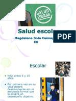 Programa Salud Escolar
