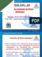 Apostila Avaliacao de Risco Geologico