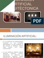 Iluminación Artificial Arquitéctonica (2)