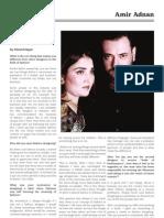 Interview with Amir Adnan