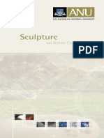 Sculpture Brochure ANU
