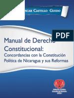 Manual de Derecho Constitucional - Oscar Castillo