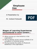 Building Employee Capabilities