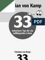 33 Tips