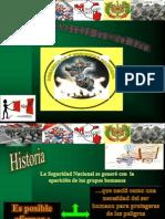 Exposicion Defensa Naciional